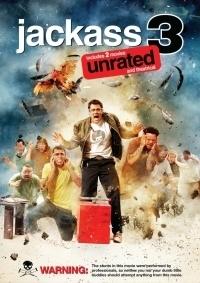 Jackass 3. DVD