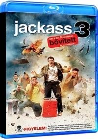 Jackass 3. Blu-ray