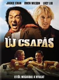 Jackie Chan: Új csapás DVD