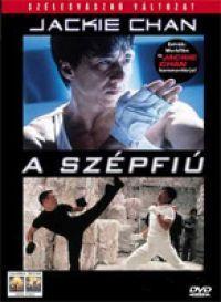 Jackie Chan, a szépfiú DVD