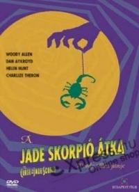 Jade Skorpió Átka DVD