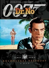 James Bond 01. - Dr. No DVD
