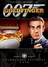 James Bond 03. - Goldfinger DVD