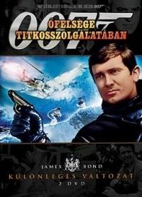 James Bond 06. - Őfelsége titkosszolgálatában DVD