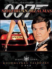 James Bond 12. - Szigorúan bizalmas DVD