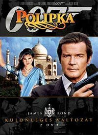 James Bond 13. - Polipka DVD