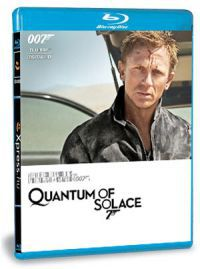 James Bond - A Quantum csendje Blu-ray