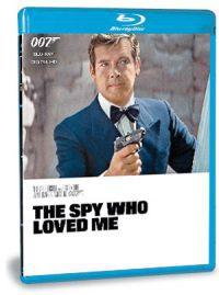James Bond - A kém, aki szeretett engem (új kiadás) Blu-ray