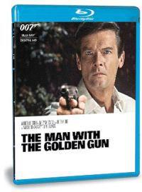 James Bond - Aranypisztolyos férfi (új kiadás) Blu-ray