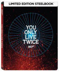 James Bond - Csak kétszer élsz - limitált, fémdobozos változat (steelbook) Blu-ray
