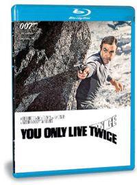 James Bond - Csak kétszer élsz (új kiadás) Blu-ray