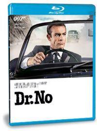 James Bond - Dr. No (új kiadás) Blu-ray