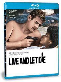 James Bond - Élni és halni hagyni (új kiadás) Blu-ray
