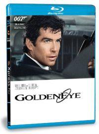 James Bond - GoldenEye - Aranyszem (új kiadás) Blu-ray