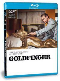 James Bond - Goldfinger (új kiadás) Blu-ray