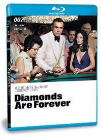 James Bond - Gyémántok az örökkévalóságnak (új kiadás) Blu-ray