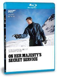 James Bond - Őfelsége titkosszolgálatában (új kiadás) Blu-ray