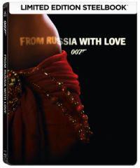 James Bond - Oroszországból szeretettel - limitált, fémdobozos változat (steelbook) Blu-ray