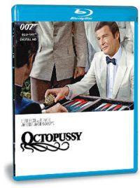 James Bond - Polipka (új kiadás) Blu-ray