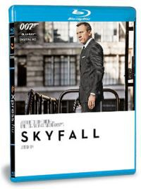 James Bond - Skyfall Blu-ray