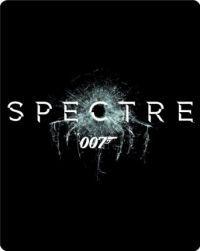 James Bond - Spectre - A Fantom visszatér - limitált, fémdobozos változat (steelbook) *Blu-ray* Blu-ray
