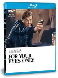 James Bond - Szigorúan bizalmas (új kiadás) Blu-ray