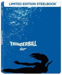 James Bond - Tűzgolyó - limitált, fémdobozos változat (steelbook) Blu-ray