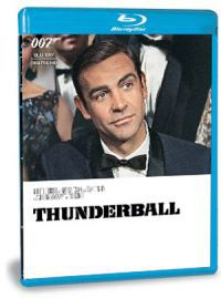 James Bond - Tűzgolyó (új kiadás) Blu-ray