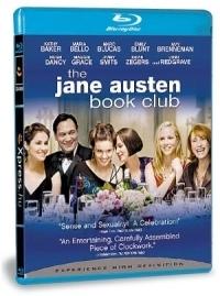 Jane Austen könyvklub Blu-ray