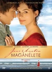 Jane Austen magánélete DVD