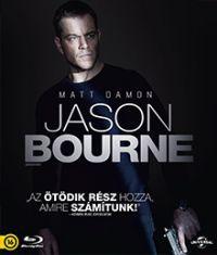 Jason Bourne  *Platina gyűjtemény* Blu-ray