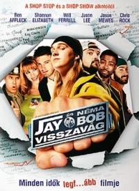 Jay és Néma Bob visszavág DVD
