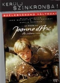 Jeanne dArc, az orléans-i szűz DVD