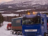Jeges pokol Norvégiában
