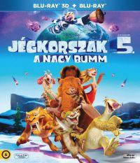 Jégkorszak 5. - A nagy Bumm 2D és 3D Blu-ray