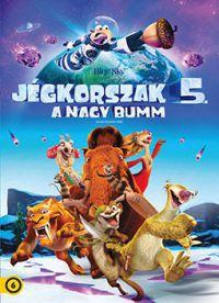 Jégkorszak 5. - A nagy Bumm DVD