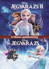 Jégvarázs 1-2. (Gyűjtemény) (2 DVD) *Magyar szinkron-Idegennyelvű borító* DVD
