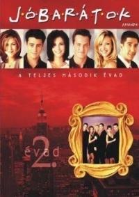 Jóbarátok DVD