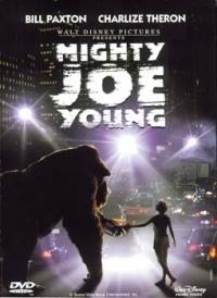 Joe, az óriásgorilla DVD