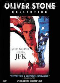 John F. Kennedy - A nyitott dosszié DVD