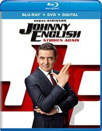 Johnny English újra lecsap Blu-ray