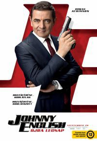 Johnny English újra lecsap DVD