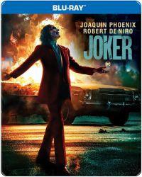 Joker - limitált, fémdobozos változat (egész alakos Joker steelbook) Blu-ray