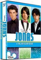 Jonasék Los Angelesben DVD
