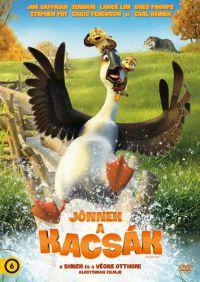 Jönnek a kacsák DVD