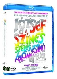 József és a színes szélesvásznú álomkabát Blu-ray