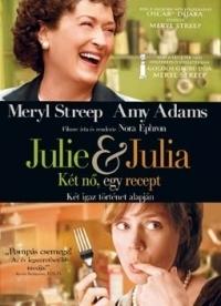 Julie & Julia - Két nő, egy recept DVD