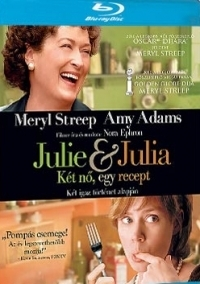 Julie & Julia-Két nő, egy recept Blu-ray