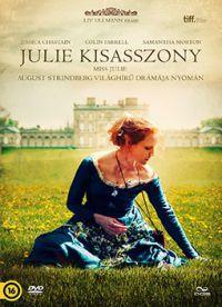 Julie kisasszony DVD
