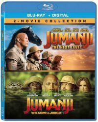 Jumanji 1-2. (2 Blu-ray) Blu-ray